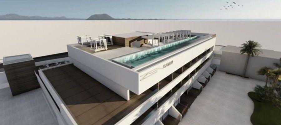 Playa Park renace como hotel de 4 estrellas