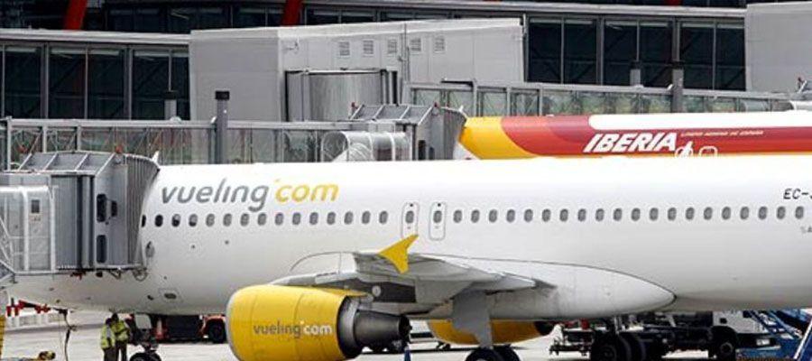 Aerolíneas se unen contra el descuento a residentes de Baleares y Canarias